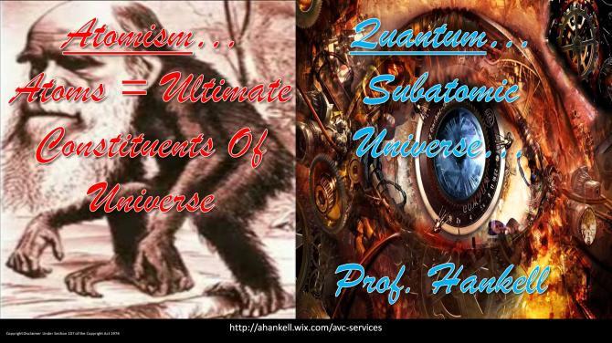 atomism v quantum
