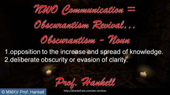 nwo communication